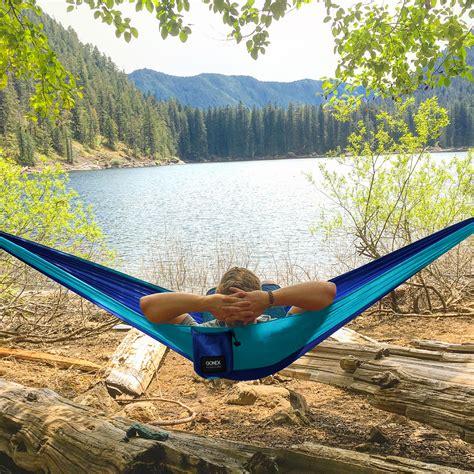 Hammock Single The Ulutralight ultralight single portable parachute cloth hammock hammock straps ebay