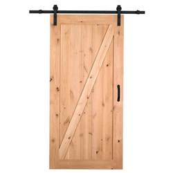 Sliding Barn Door Frame Barn Doors Interior Closet Doors The Home Depot