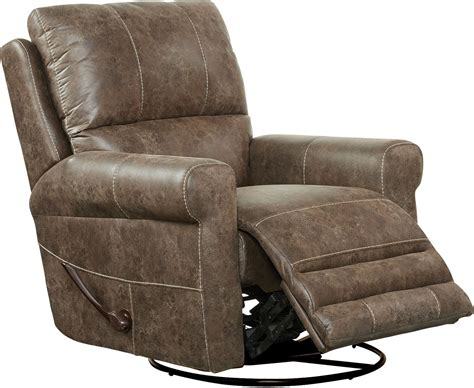 the catnapper recliner catnapper maddie swivel glider recliner ash cn 4753 5