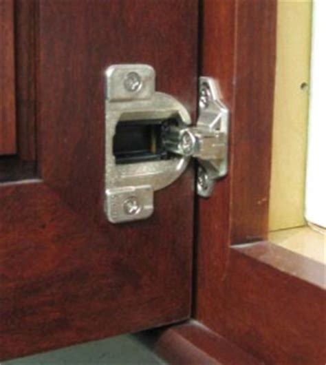 Wood Mode Cabinet Hinges by Wood Mode Cabinet Hinge And Adjustment Better Kitchens