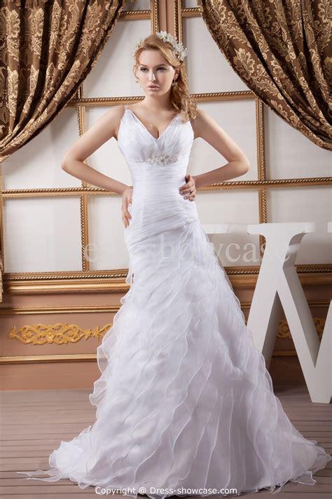and elegant with summer mermaid wedding dresses