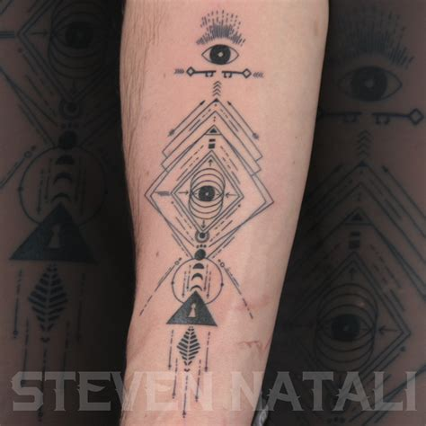a leif podhajsky original design tattooed by steven