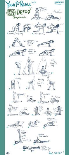 Detox Pose Sequence by 1000 Images About Sequences On
