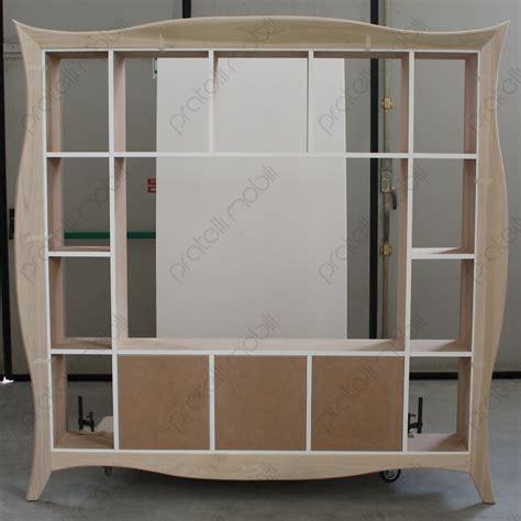 librerie porta tv pratelli mobili libreria porta tv maddalena con cornice