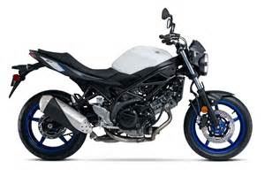 New Model Of Suzuki Motorcycle 2017 Suzuki Sv650 Review