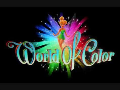 world of color soundtrack world of color soundtrack part 1