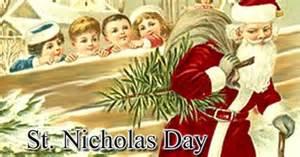 celebrating st nicholas day december 6th with lorelai