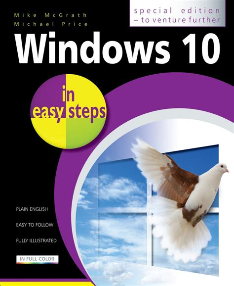 win easy the way books in easy steps windows 10 in easy steps special edition