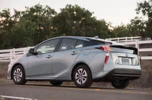 Toyota Prius 2016 Toyota Prius Drive Review Motor Trend
