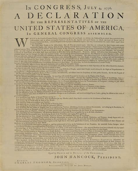 thomas jefferson declaration of independence after writing the declaration of independence quotes