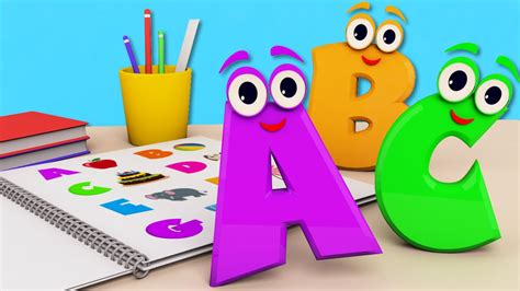 for toddlers abc song learn alphabets songs for nursery