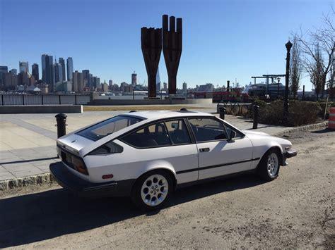 1986 Alfa Romeo Gtv6 by 1986 Alfa Romeo Gtv6 Stock Alfagtv6 1 For Sale Near New
