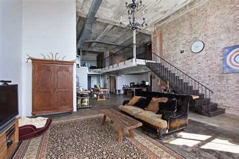 coolest apartments the ultimate williamsburg loft is on the market for 7 500
