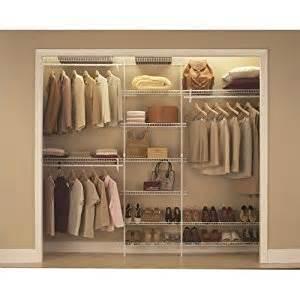 closetmaid superslide closet organizer kit 5