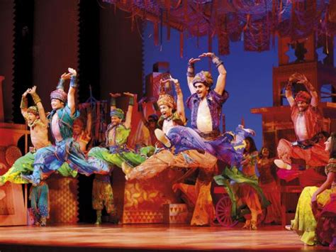 miles brown aladdin aladdin prince edward theatre review it s the moments