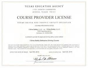 safe driving certificate template defensive driving insurance discount auto insurance