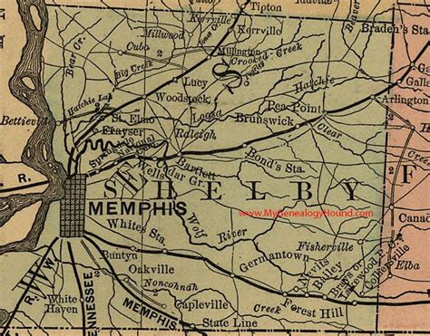 Office Depot Germantown Tn by 96 Best Images About Vintage Tennessee County Maps On