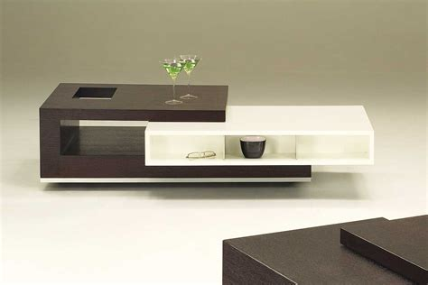 Contempory Coffee Tables Modern Furniture Modern Coffee Table Design 2011