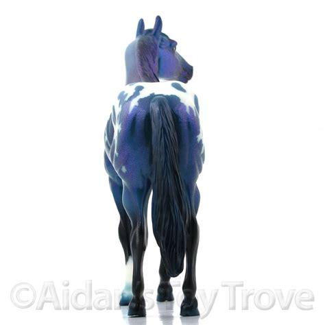 Calvin Blue by Breyer Calvin Blue Decorator 7122371 Gambler S Choice