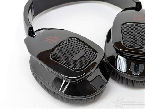 Tt Esport Sybaris Hybrid tt esports sybaris hybrid gaming headset 3 viste da
