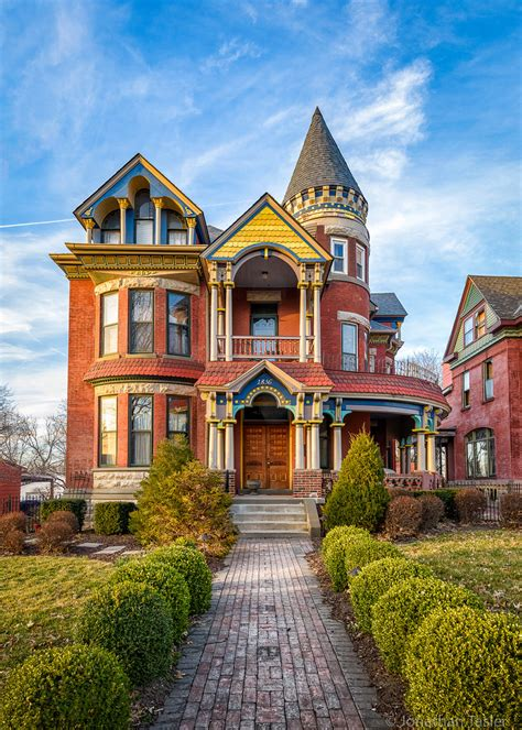 rushmead house kansas city painted lady i d score this house a perfect