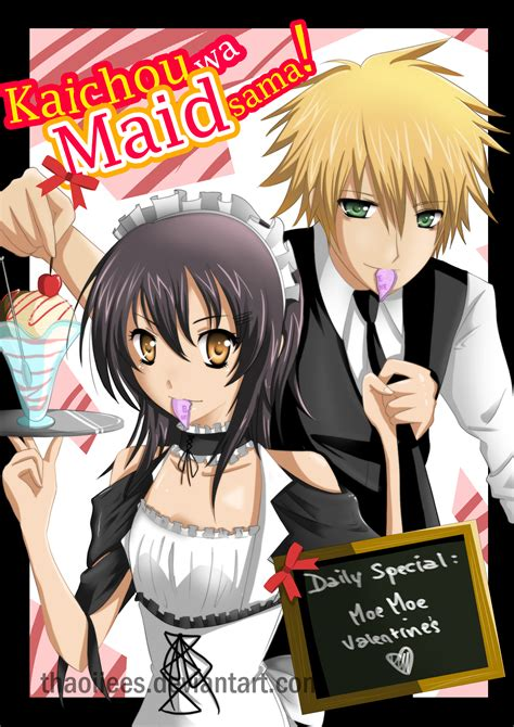 maid sama tv anime news network social network trends list of manga that you should read