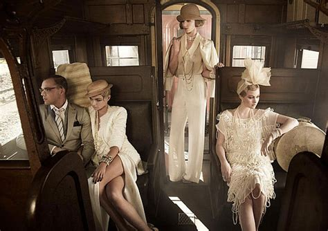 Great Gatsby Wardrobe by Inspired By Australia S Next Top Model 1920s Shoot We Get