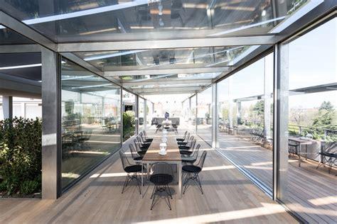 terrazza ristorante ristorante terrazza triennale osteria con vista