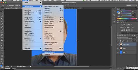 cara mudah mengganti background pas foto belajar photo cara mudah mengganti background untuk pas foto di
