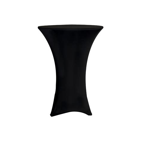 spandex cocktail table covers 30 inch highboy cocktail stretch spandex table cover