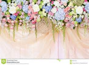 wedding flowers background stock photo image 49976495
