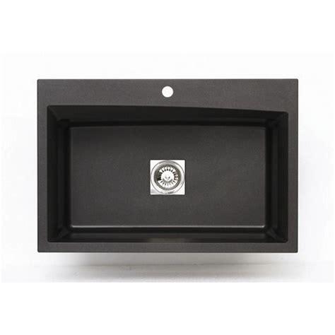 pegasus kitchen sinks website dual mount granite 33 in 1 hole large single basin