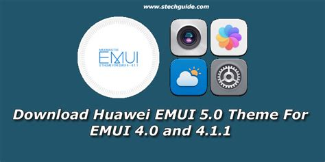 huawei themes emui 4 0 download huawei emui 5 0 theme for emui 4 0 and 4 1 1