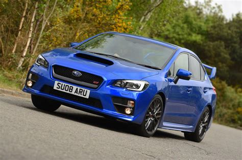 New Subaru Wrx Sti 2018 by Subaru Wrx Sti Review 2018 Autocar