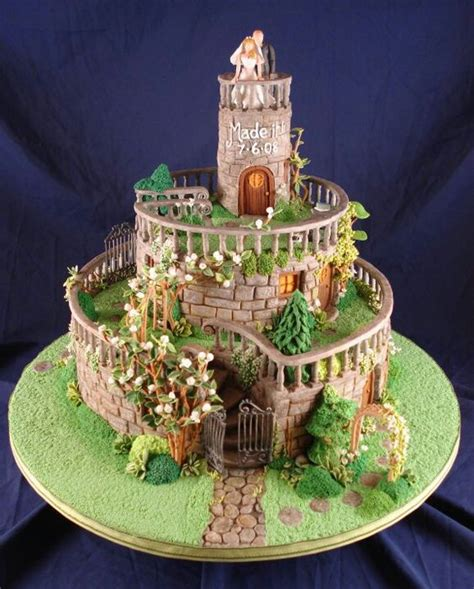 Hochzeitstorte Schloss by Top 20 Magnificent And Well Designed Cakes Page 15