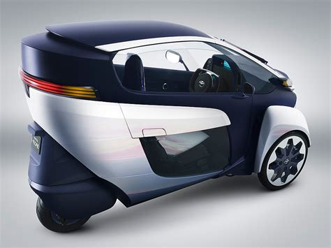 tmc toyota tmc to premiere toyota i road personal mobility concept