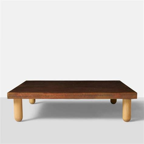 Lorenzo Coffee Table Copper Coffee Table By Lorenzo Burchiellaro For Sale At 1stdibs