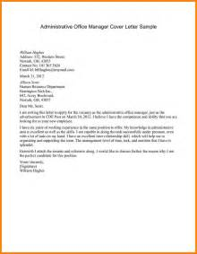 cover letter for manager resume preparation sle