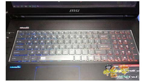 Keyboard Laptop Merk Msi msi keyboard cover promotion shop for promotional msi
