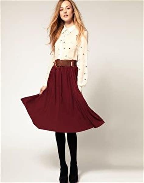 1000 ideas about midi skirts on skirts