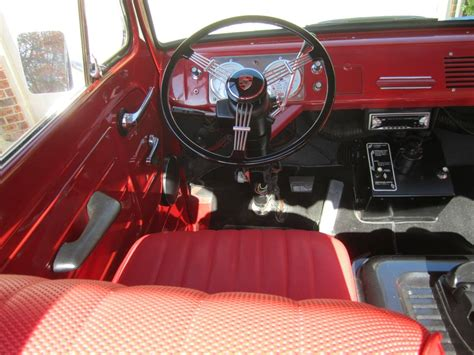 auto upholstery plano 1961 ford econoline pickup truck for sale plano texas