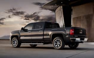 Buick Trucks 2014 Gmc Designer Discusses 2014 Truck Styling