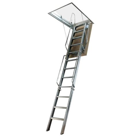 Ladders For High Ceilings by Fantozzi Loft Ladder Loft Ladders For High Ceilings Noir Vilaine