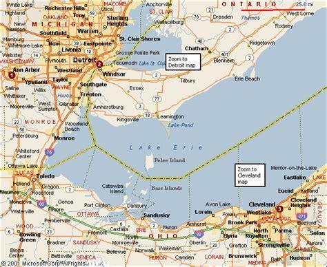 map detroit michigan usa detroit on us map bnhspine
