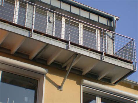 balkon edelstahlgeländer balkon mit balkongel 228 nder aus edelstahl edelstahlgel 228 nder