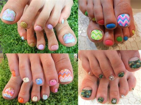 popular pedicures images pedicure nail art designs for summer