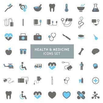 iconos de pharma y salud vector de stock 10920725 instrumentos medicos fotos y vectores gratis