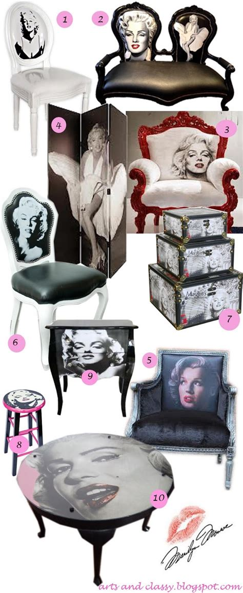 Marilyn Monroe Home Decor | diy home decor ideas on a budget