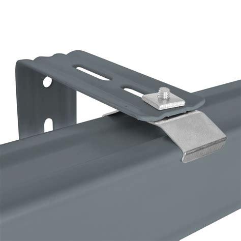 jalousie grau vidaxl vertikale jalousien grau stoff 150x250 cm g 252 nstig