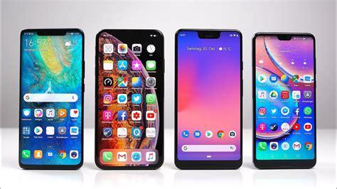 huawei mate  pro  apple iphone xs max  google pixel